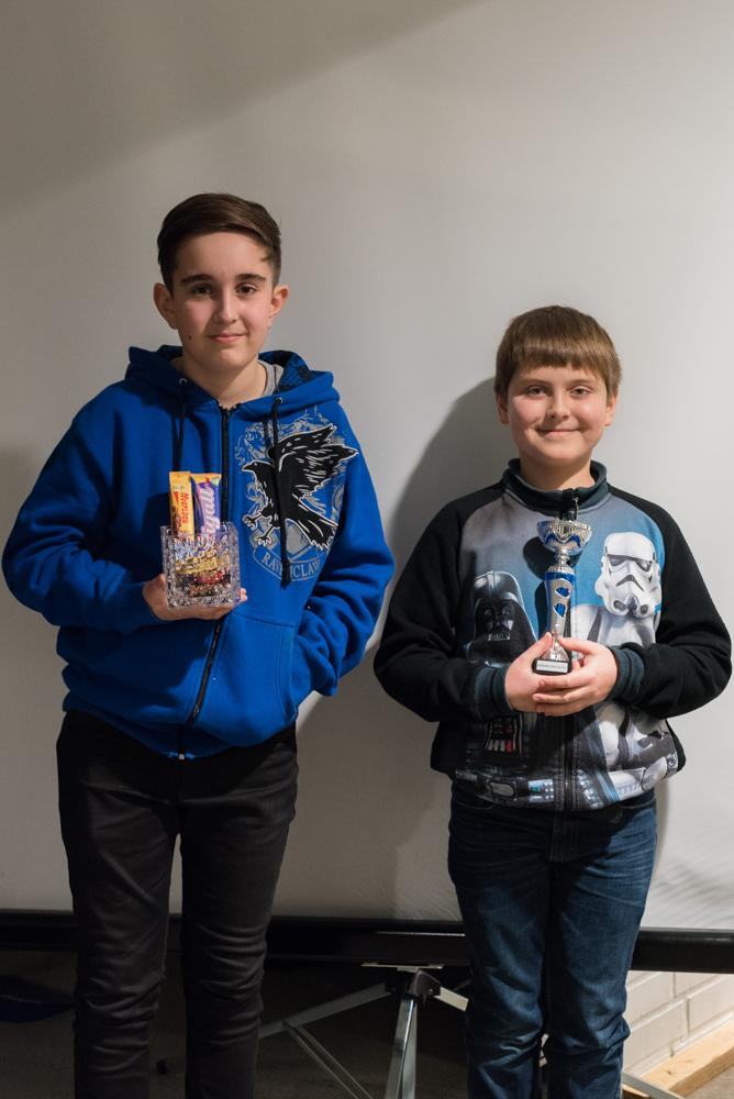 Gustav och Johan på Sparbanken Syd Cup
