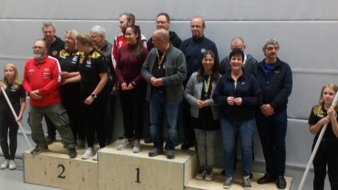 Skånes förbundslag överst på prispallen i Fagersta 2019